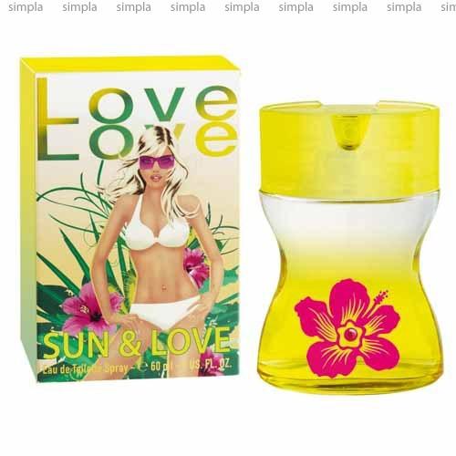 Morgan Love Love Sun & Love туалетная вода объем 35 мл (ОРИГИНАЛ)