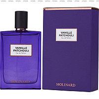 Molinard Vanille Patchouli Eau de Parfum парфюмированная вода объем 75 мл (ОРИГИНАЛ)