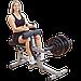 Тренажер голень сидя Body-Solid GSCR349 на свободном весе, фото 3