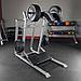 Тренажер голень стоя - приседания Body-Solid SLS500 на свободном весе, фото 2