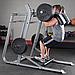 Тренажер голень стоя - приседания Body-Solid SLS500 на свободном весе, фото 6
