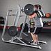 Тренажер голень стоя - приседания Body-Solid SLS500 на свободном весе, фото 8