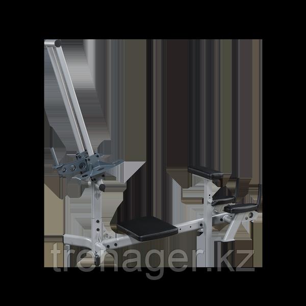 Тренажер для задней поверхности бедра Body-Solid PGM200X на свободном весе