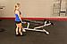 Тренажер для мышц брюшного пресса Body-Solid SAB500, фото 2
