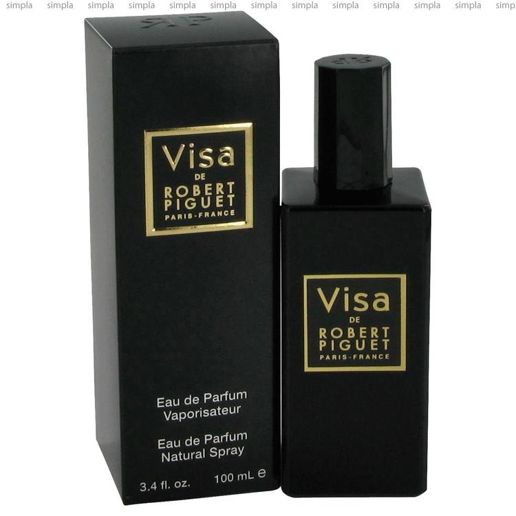 Robert Piguet Visa парфюмированная вода объем 100 мл (ОРИГИНАЛ)