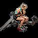Тренажер для мышц брюшного пресса спины Body-Solid GAB350 на свободном весе, фото 4