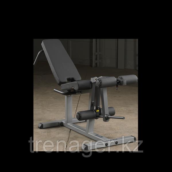 Тренажер сгибание-разгибание ног Body-Solid GLCE365 на свободном весе
