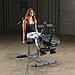 Тренажер сгибание-разгибание ног Body-Solid GLCE365 на свободном весе, фото 2