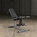 Тренажер сгибание-разгибание ног Body-Solid GLCE365 на свободном весе, фото 5