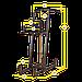 Тренажер турник-брусья-отжимания Body-Solid FCD, фото 8