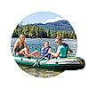 Лодка надувная Intex 68380NP, фото 2