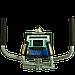 Эллиптический тренажер Endurance с адаптером 220V, фото 10