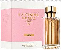 Prada La Femme L'Eau туалетная вода объем 35 мл (ОРИГИНАЛ)