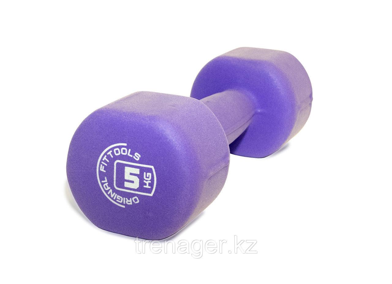 Гантель OFT 5 кг