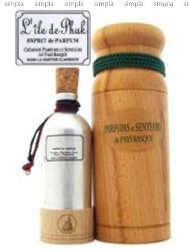 Parfums et Senteurs du Pays Basque L'Ile de Phuk парфюмированная вода объем 100 мл (ОРИГИНАЛ)