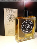Parfumerie Generale 08 Intrigant Patchouli туалетная вода объем 100 мл тестер (ОРИГИНАЛ)