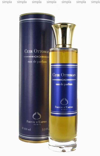 Parfum d'Empire Cuir Ottoman парфюмированная вода объем 50 мл тестер (ОРИГИНАЛ)