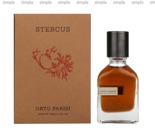 Orto Parisi Stercus духи объем 50 мл (ОРИГИНАЛ)