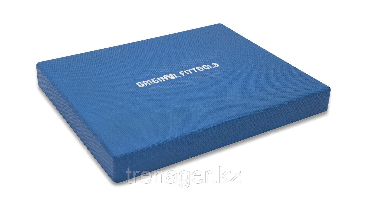 Балансировочный мат полиуретановый (50х40х5 см)
