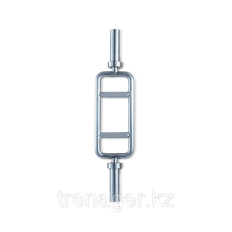 Гриф для трицепса ZIVA 76 см хромированный