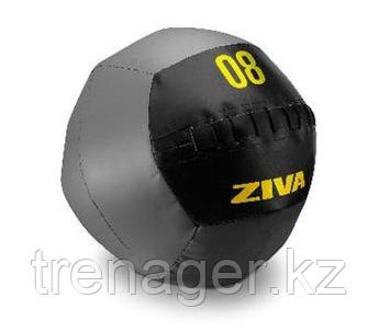 Набор из 5 набивных мячей Wall Ball 2-10 кг (шаг 2 кг), компл