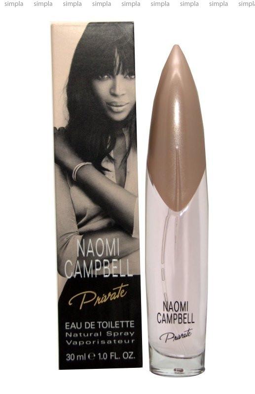 Naomi Campbell Private туалетная вода объем 30 мл (ОРИГИНАЛ)