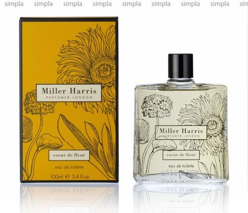 Miller Harris Coeur de Fleur парфюмированная вода объем 30 мл Тестер (ОРИГИНАЛ)