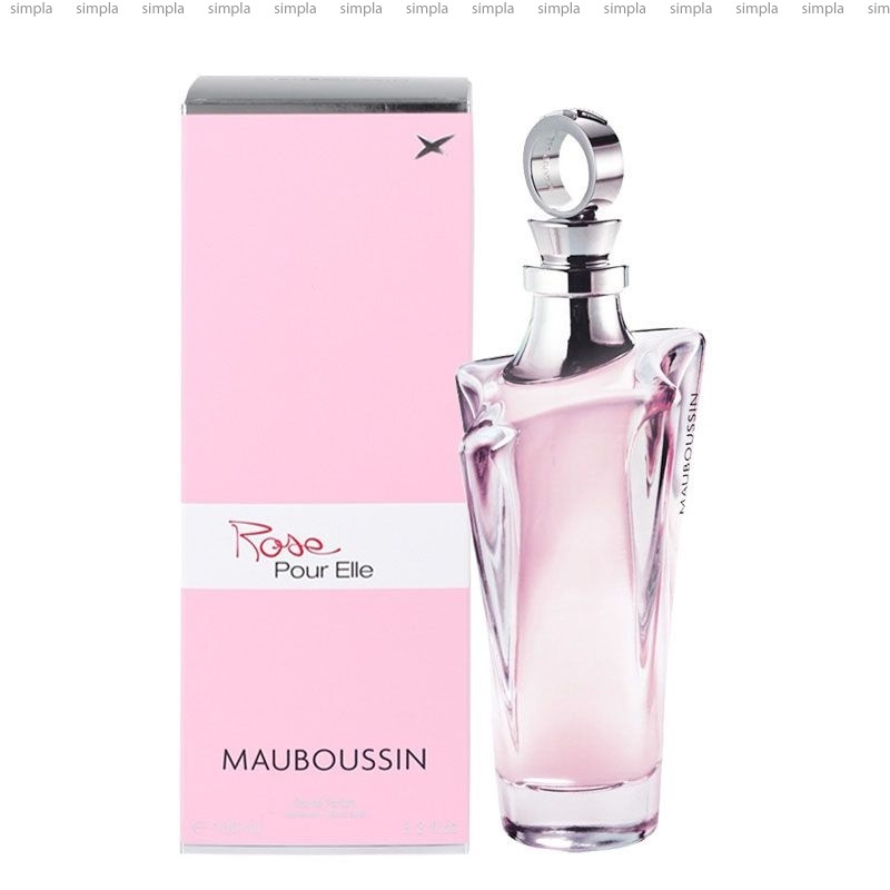 Mauboussin Rose Pour Elle парфюмированная вода объем 100 мл (ОРИГИНАЛ)