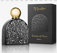 M. Micallef Secret of Love Delice парфюмированная вода объем 1 мл (ОРИГИНАЛ)