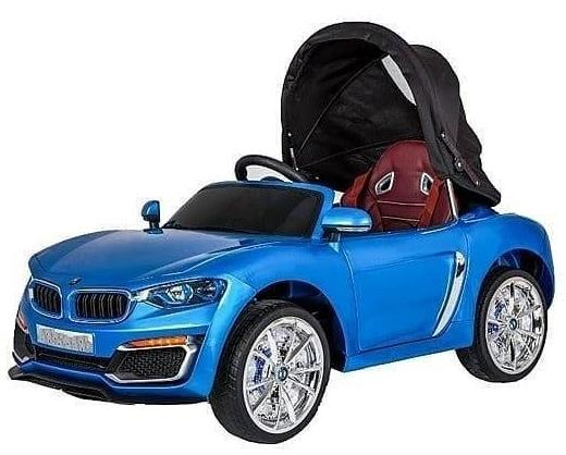 Электромобиль детский BMW 6688 с откидным капором (до 35 кг)