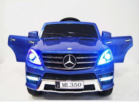 Электромобиль детский Mercedes Benz 350 (до 30 кг)