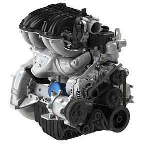 двигатели и детали двигателя