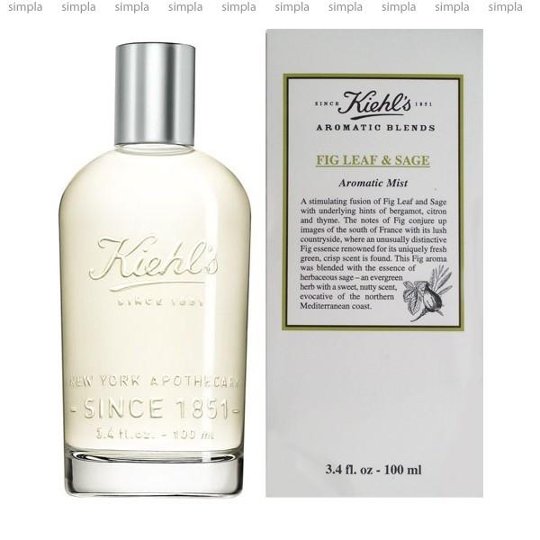 Kiehl's Fig Leaf & Sage туалетная вода объем 30 мл (ОРИГИНАЛ)