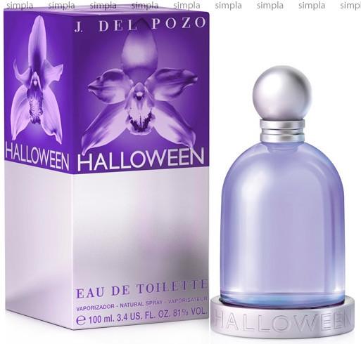 Jesus Del Pozo Halloween туалетная вода объем 100 мл тестер (ОРИГИНАЛ)