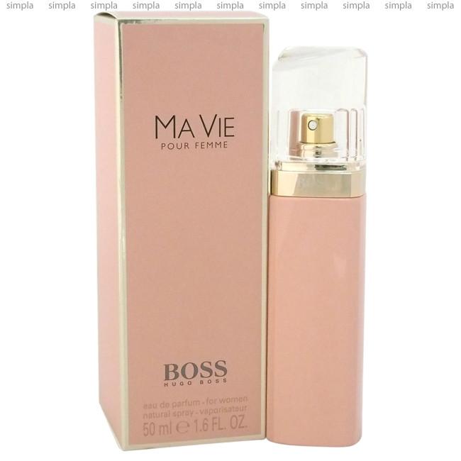 Hugo Boss Boss Ma Vie парфюмированная вода объем 30 мл тестер (ОРИГИНАЛ)