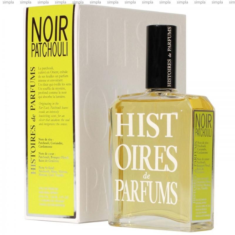 Histoires de Parfums Noir Patchouli парфюмированная вода объем 60 мл Тестер (ОРИГИНАЛ)