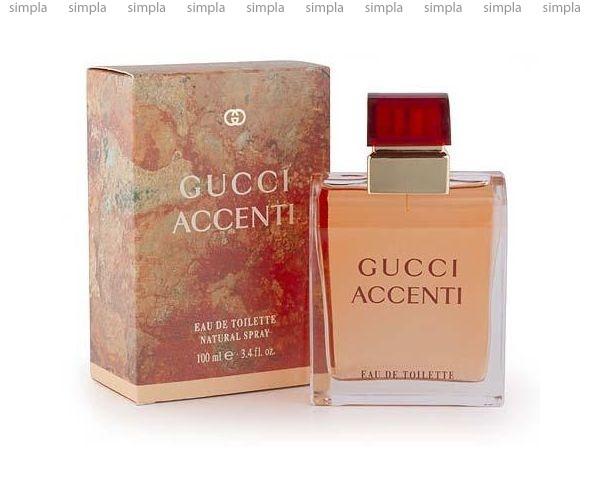 Gucci Accenti туалетная вода винтаж объем 30 мл (ОРИГИНАЛ)