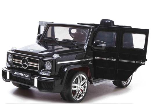 Электромобиль детский Mercedes G63 4wd (до 30 кг)