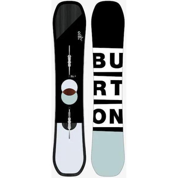 Burton  сноуборд мужской Custom Flying V - 2020