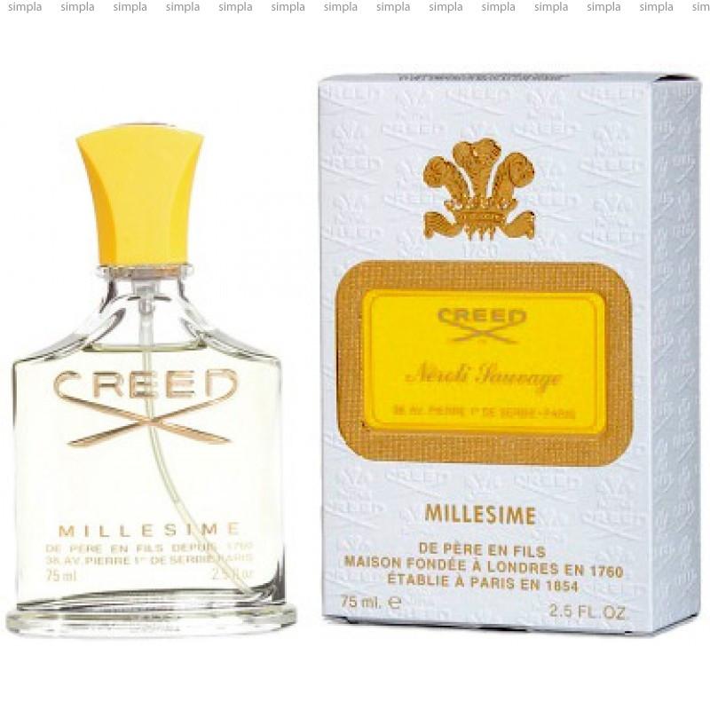 Creed Neroli Sauvage парфюмированная вода объем 50 мл тестер (ОРИГИНАЛ)