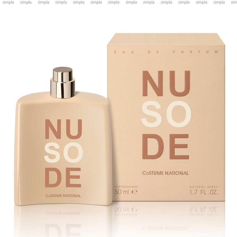 Costume National So Nude парфюмированная вода объем 30 мл (ОРИГИНАЛ)