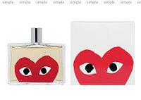 Comme des Garcons Play Red туалетная вода объем 100 мл тестер (ОРИГИНАЛ)