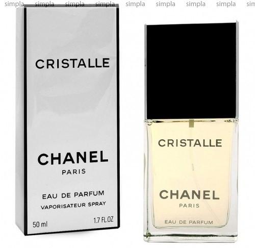 Chanel Cristalle парфюмированная вода объем 50 мл (ОРИГИНАЛ)