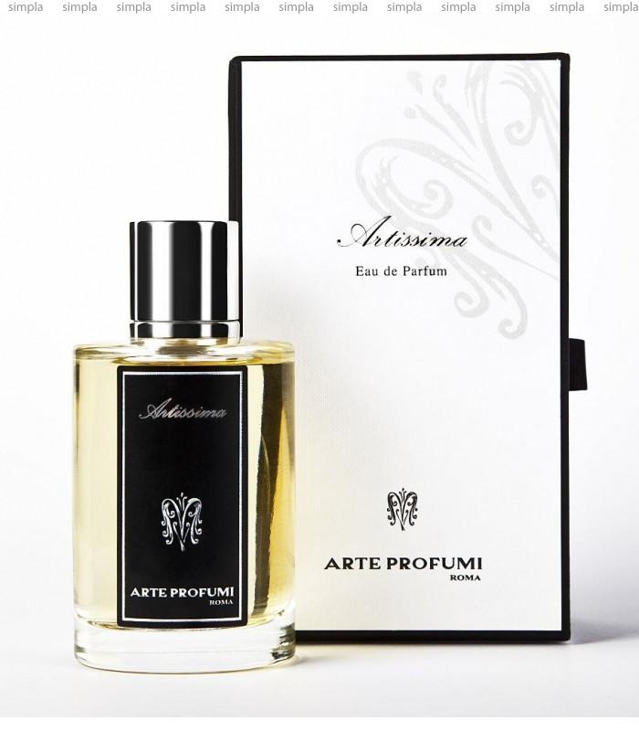 Arte Profumi Artissima парфюмированная вода объем 100 мл тестер (ОРИГИНАЛ)