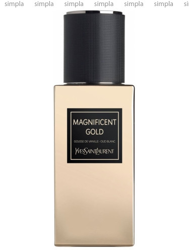 Yves Saint Laurent Magnificent Gold парфюмированная вода объем 75 мл (ОРИГИНАЛ)