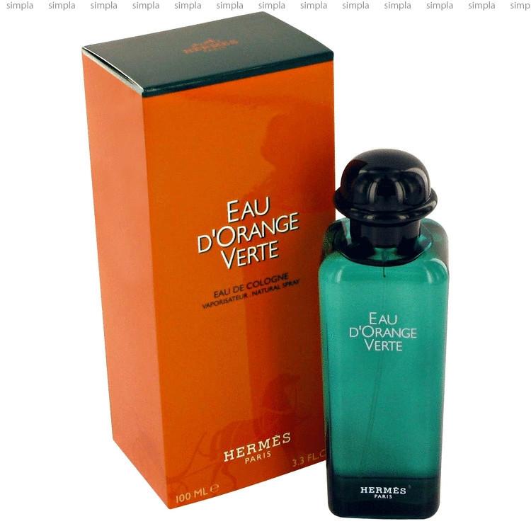 Hermes Eau D`orange Verte туалетная вода объем 15 мл (ОРИГИНАЛ)