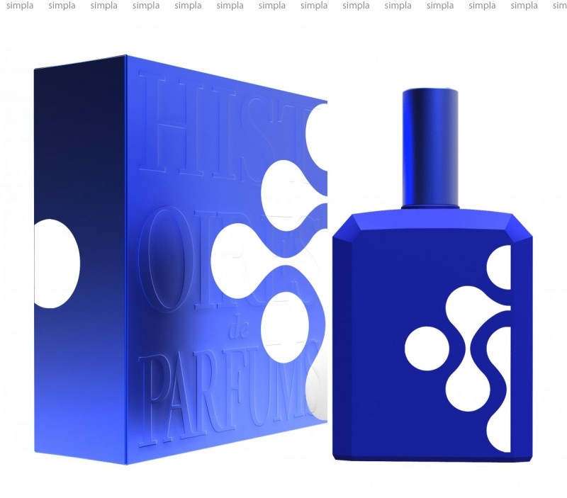 Histoires de Parfums This is not a Blue Bottle 1.4 Yin парфюмированная вода объем 60 мл тестер (ОРИГИНАЛ)