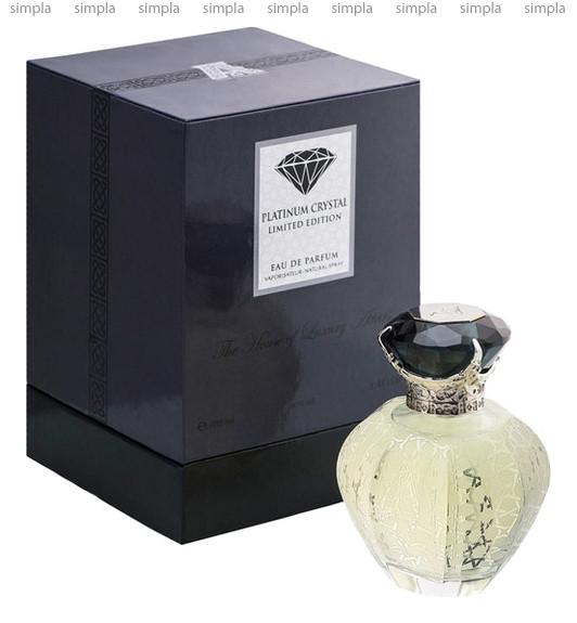 Attar Collection Platinum Crystal парфюмированная вода объем 100 мл (ОРИГИНАЛ)