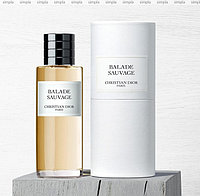Christian Dior Balade Sauvage парфюмированная вода объем 125 мл тестер (ОРИГИНАЛ)