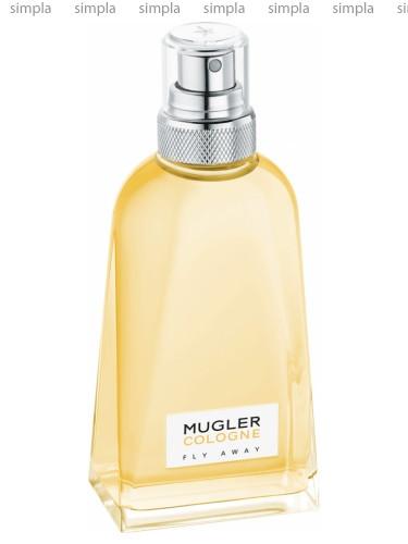 Thierry Mugler Cologne Fly Away Mugler туалетная вода объем 100 мл тестер (ОРИГИНАЛ)